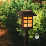 Lángokat imitáló LED-es szolár lámpa