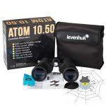 Levenhuk Atom 10x50 kétszemes távcső