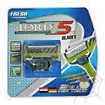Lord - L5190 - 5 pengés borotvabetét - 1 db/csomag